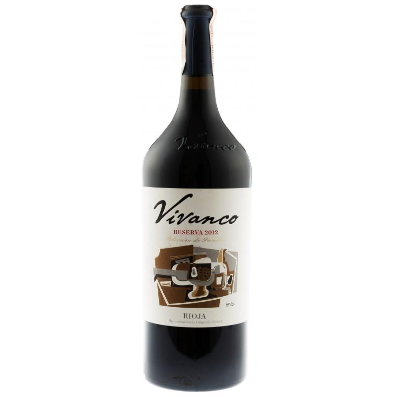 Купить Вино Vivanco Red Reserva 1,5л красное сухое