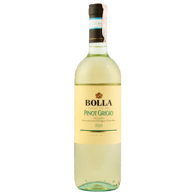 "Вино ""Pinot Grigio DOC"" 0,75л ТМ ""Bolla"""