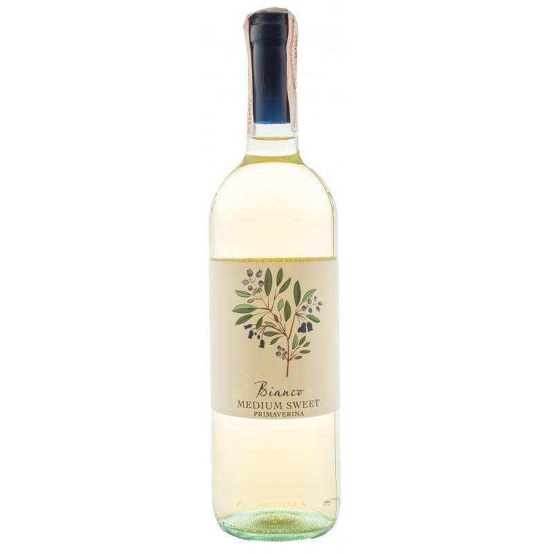 Купити Вино Primaverina біле напівсолодке