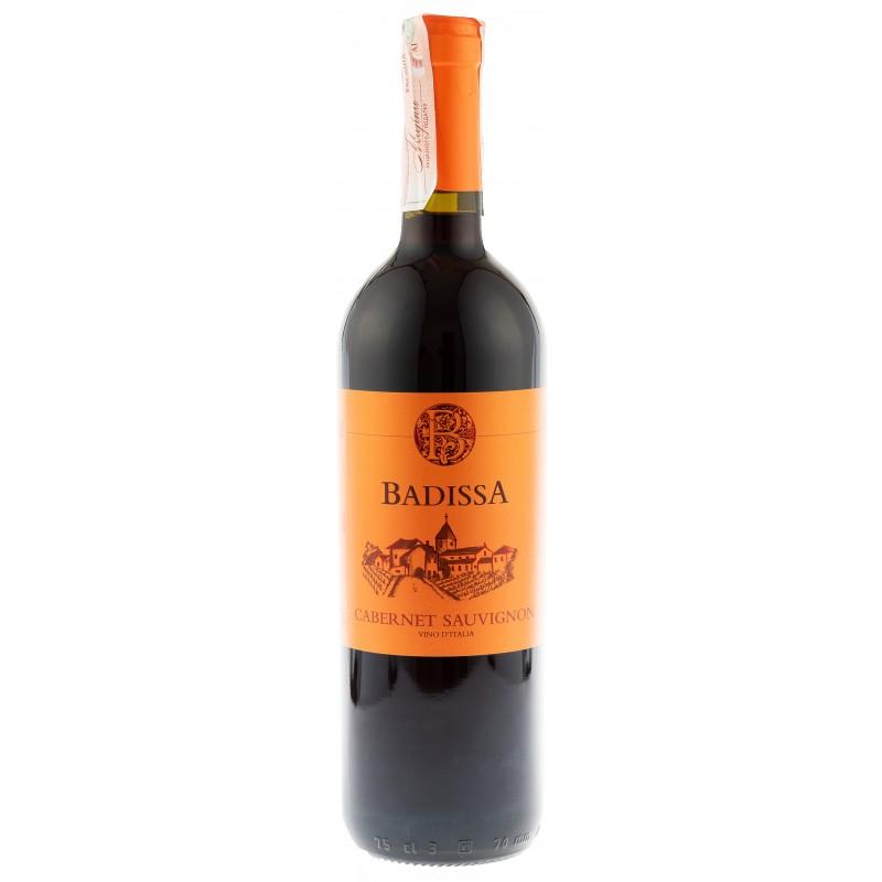 Купити Вино Badissa Cabernet Sauvignon IGP червоне сухе