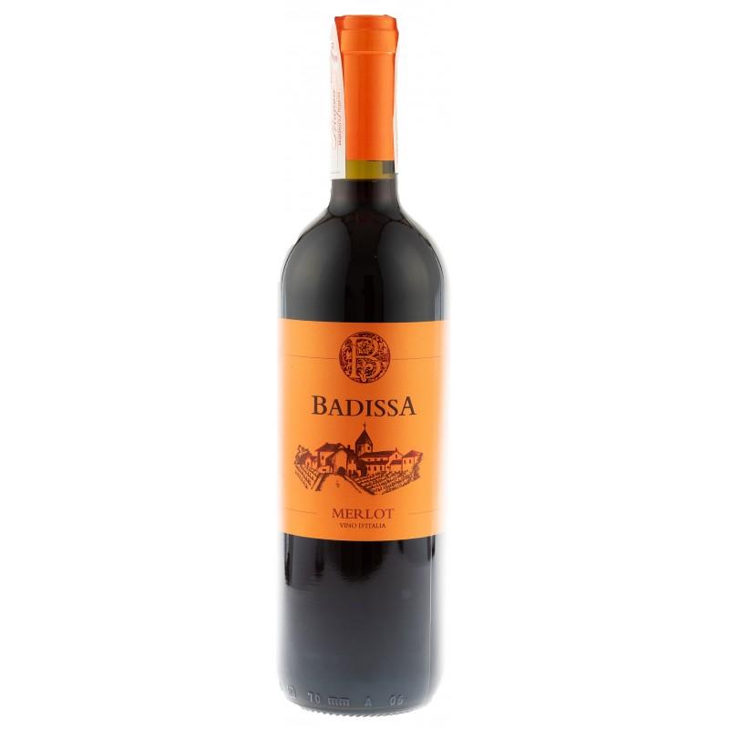Купить Вино Badissa Merlot IGP красное сухое