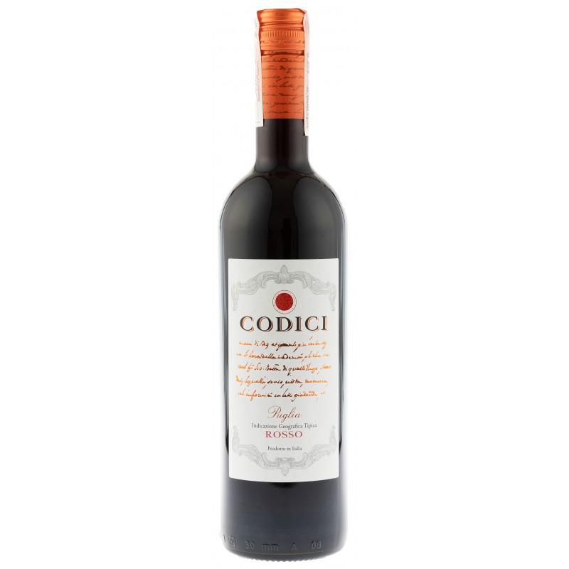 Купити Вино Codici Rosso IGP червоне сухе