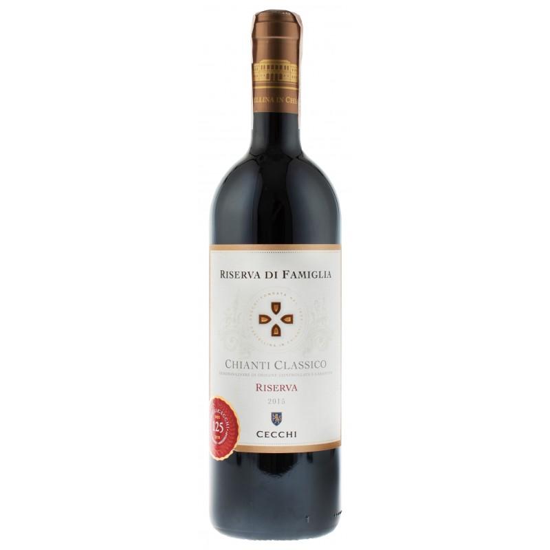 Купить Вино Chianti Classic Riserva DOCG красное сухое Cecchi