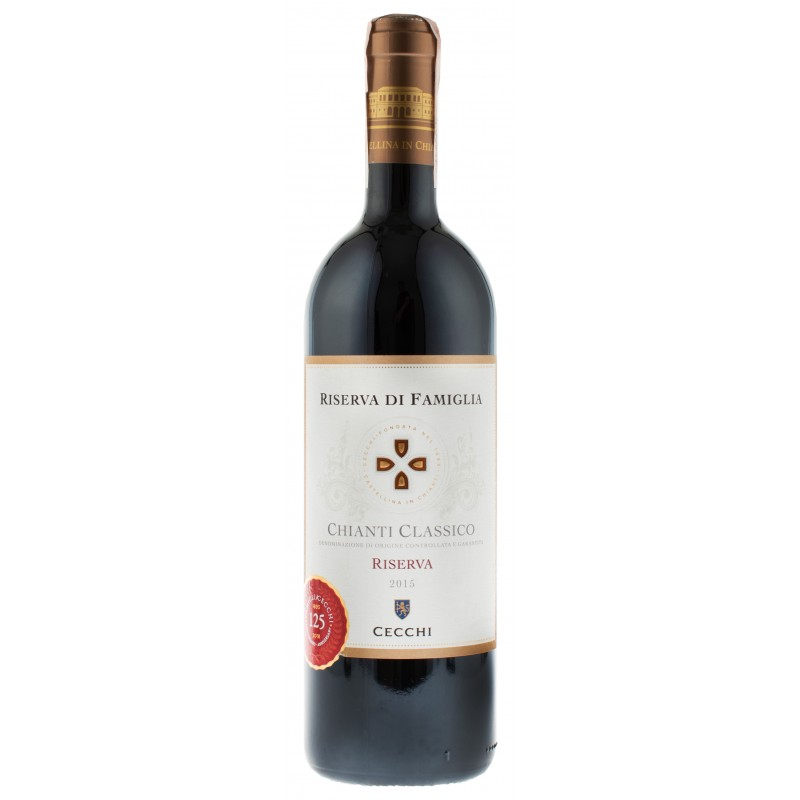 Купити Вино Chianti Classic Riserva DOCG червоне сухе Cecchi