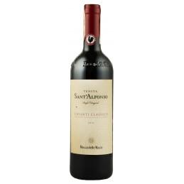 """Вино """"Chianti Tenuta Sant'Alfonso DOCG"""" 0,75л ТМ """"Rocca Delle Macie"""""""