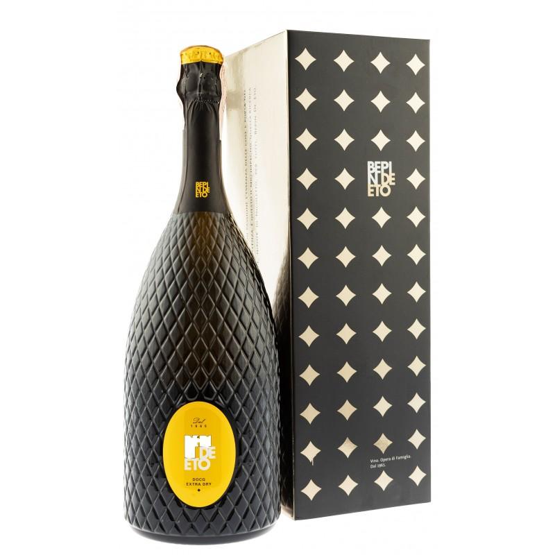 Купить Вино игристое Prosecco Conegliano Sup.DOCG 1,5л Bepin De Eto