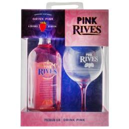 """Джин """"Pink Rives"""" 0.7л в..."""