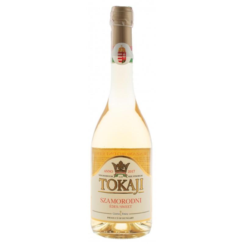 Купить Вино Tokaj szamorodni sweet белое сладкое
