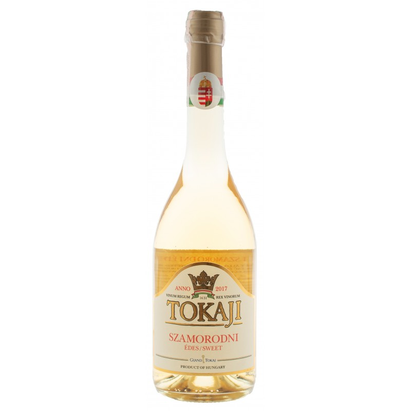 Купити Вино Tokaj szamorodni sweet біле солодке