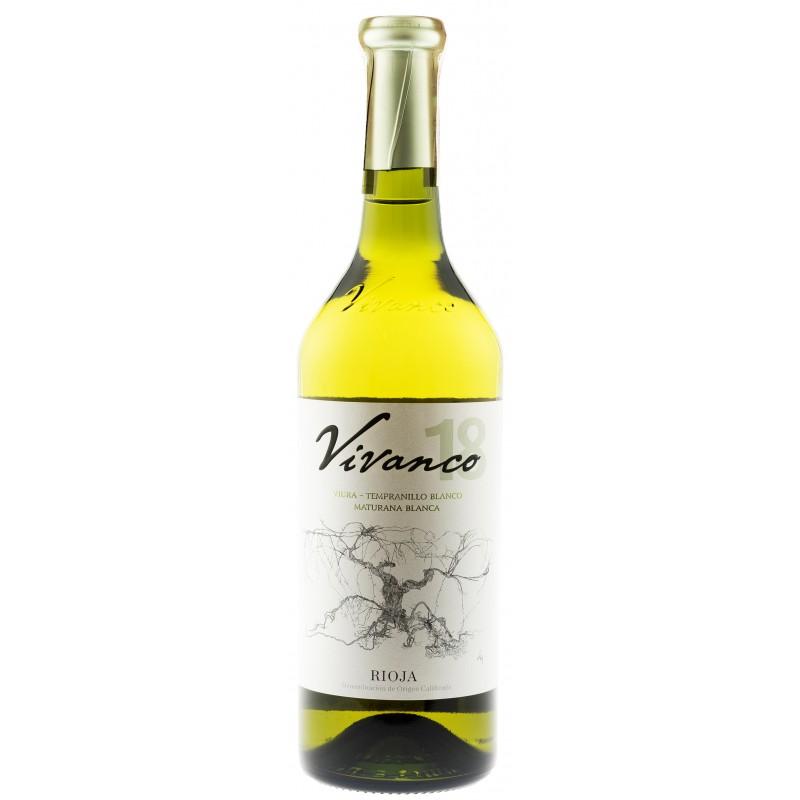 Купить Вино Vivanco White Tepranillo/Maturana белое сухое