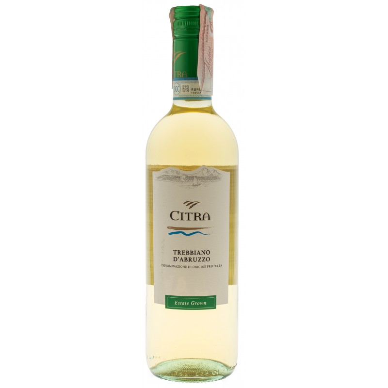 Купити Вино Trebbiano d\'Abruzzo DOP біле сухе Citra  Solchi