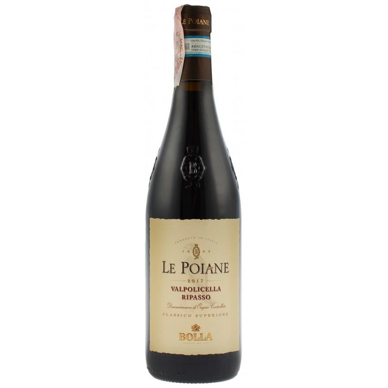 """Вино """"Valpolicella Ripasso Le Poiane DOC 2010"""" 0,75л ТМ""""Bolla"""""""