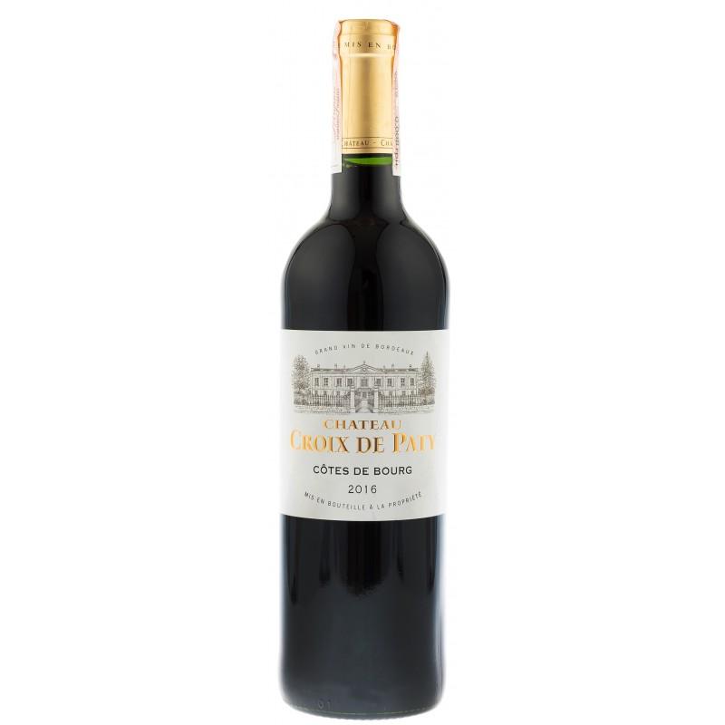 Купить Вино Chateau Croix de Paty  красное сухое Франция Бордо
