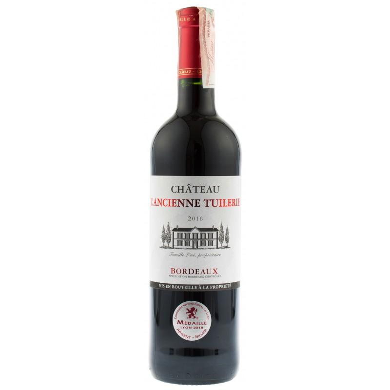 Купити Вино Chateau L\'ancienne Tui  червоне сухе Франція Бордо