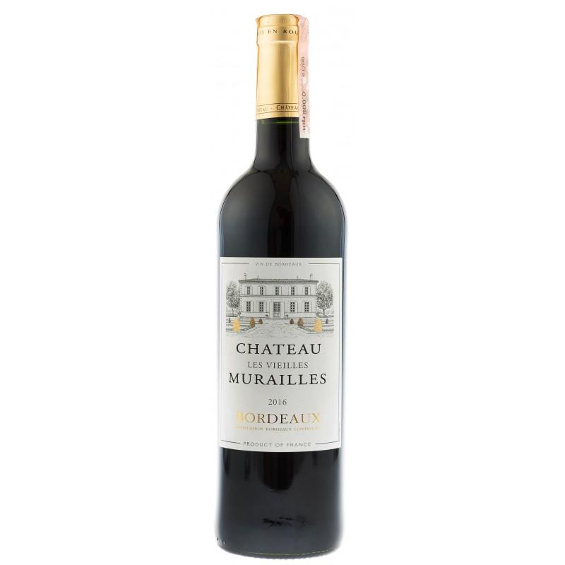 Купити Вино Chateau Vieilles Murail  червоне сухе Франція Бордо