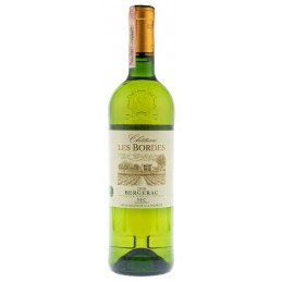 Купить Вино Chateau Bordes Bergerac  белое сухое Франция Бордо