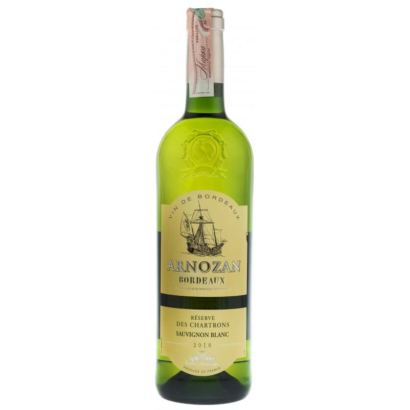 Купити Вино Arnozan Blanc  біле сухе Франція Бордо