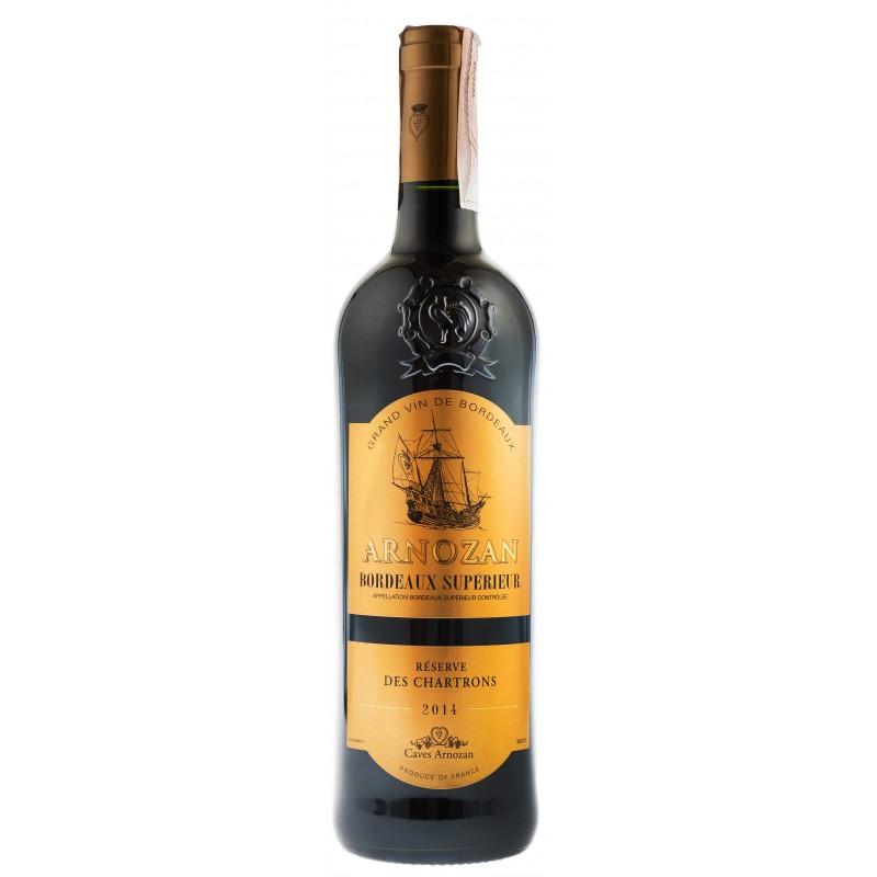 Купить Вино Arnozan Bordeaux Superieur Rouge  красное сухое Франция Бордо