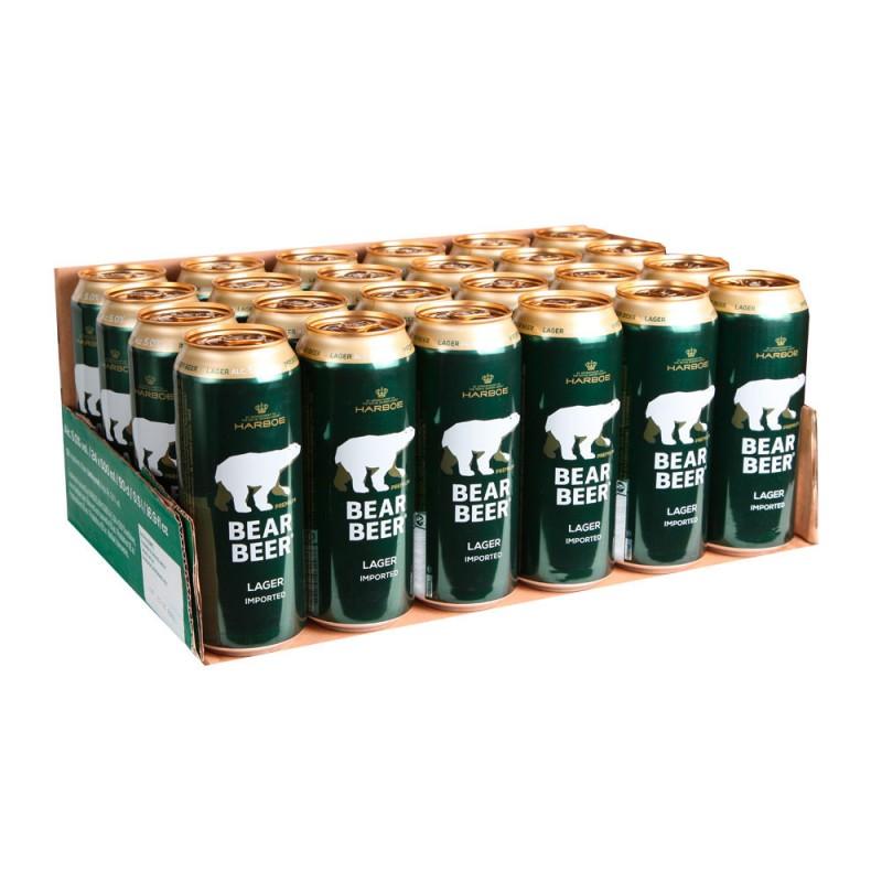 Купити Пиво світле Beаr Beer 0.5л з/б Kaiserdom