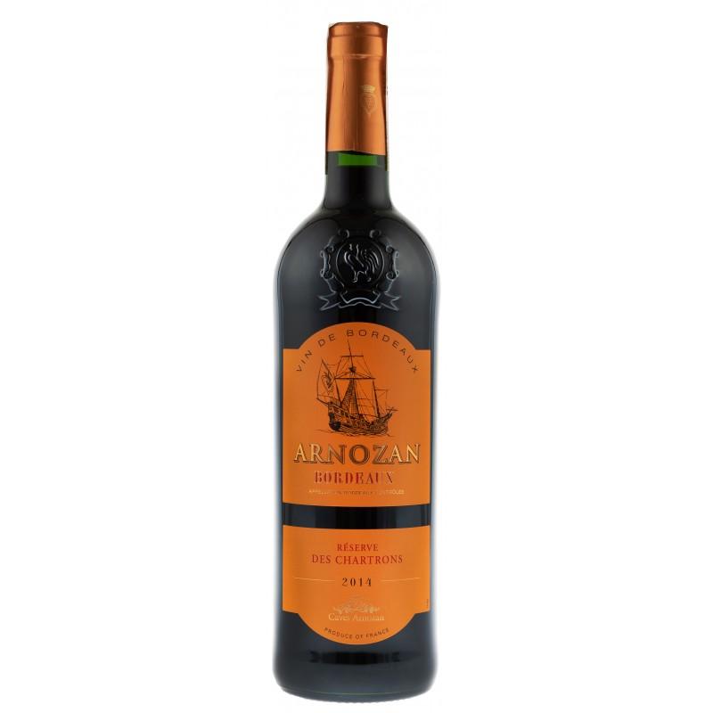 Купити Вино Arnozan Rouge червоне сухе Франція Бордо