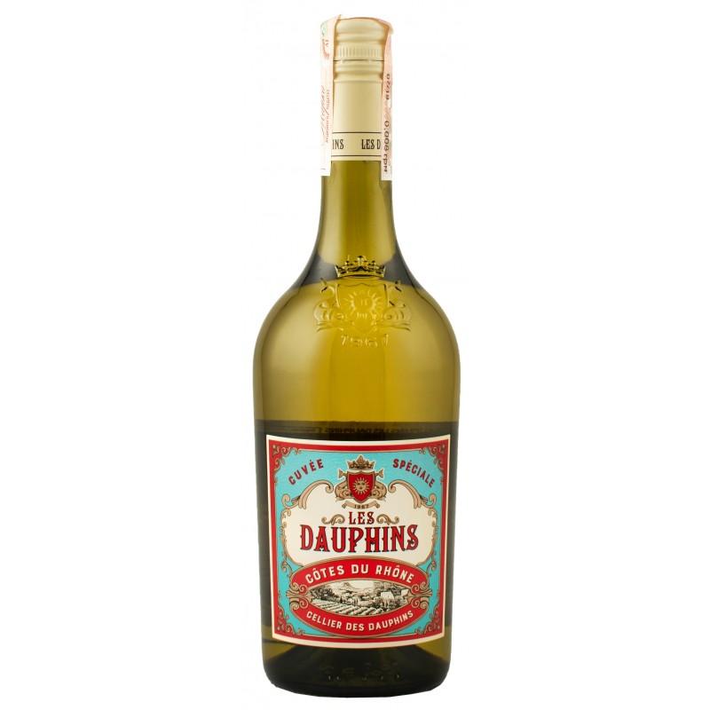 Купить Вино Cellier des Dauphins les Dauphin белое сухое