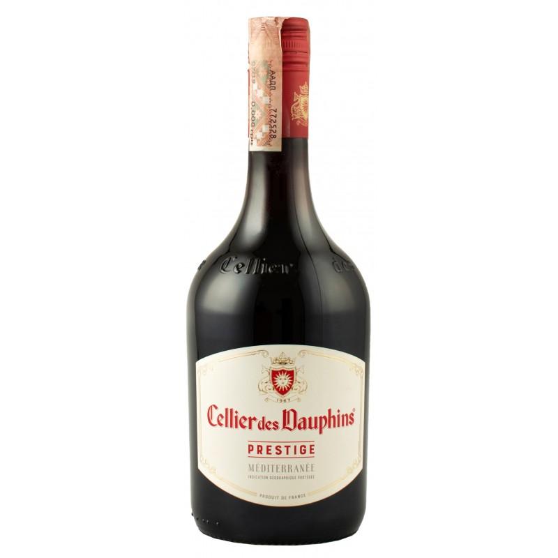 Купить Вино Cellier des Dauphins Prestige красное сухое