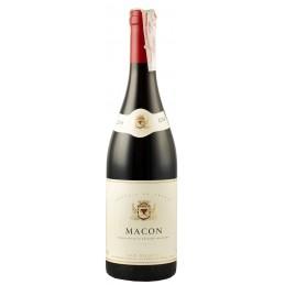"Вино ""Macon AOP"" кр.сух 0,75л 12,5% (ТМ ""Max Gilbert"")"