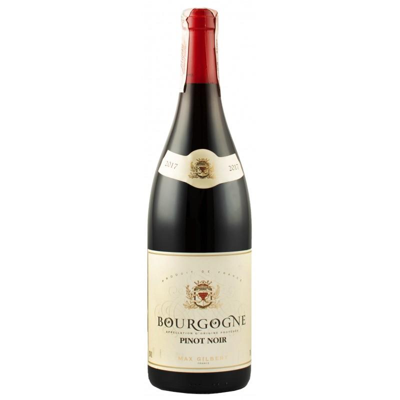 "Вино ""Pinot Noir"" кр.сух 0,75л 12,5% (ТМ ""Max Gilbert"")"