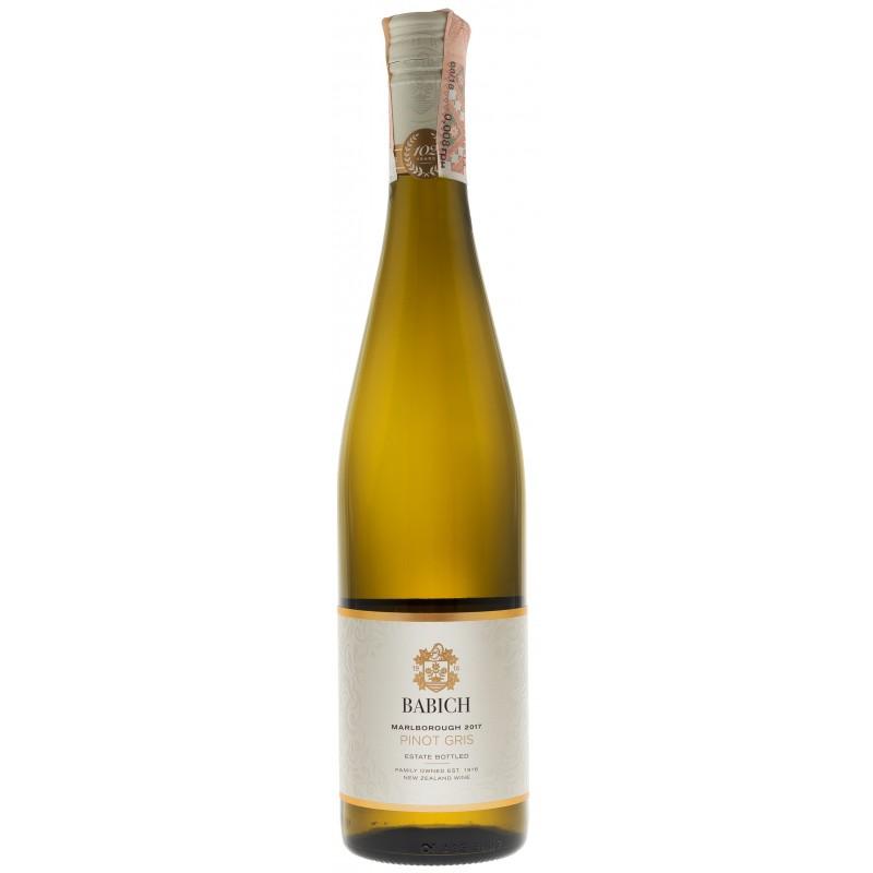Купить Вино Pinot Gris белое сухое Babich