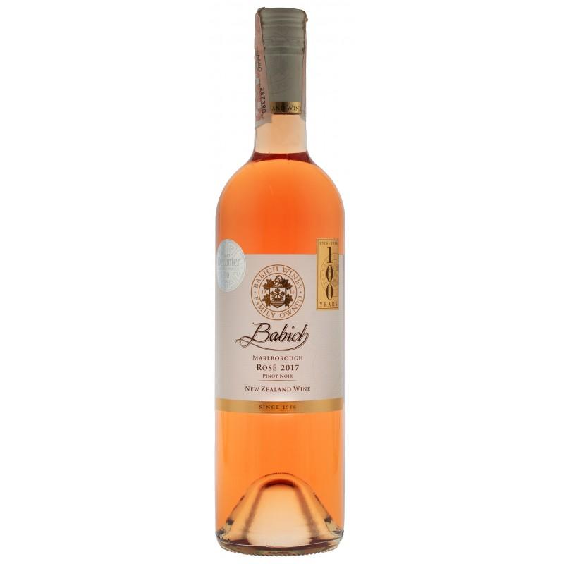 Купить Вино Pinot Noir розовое сухое Babich