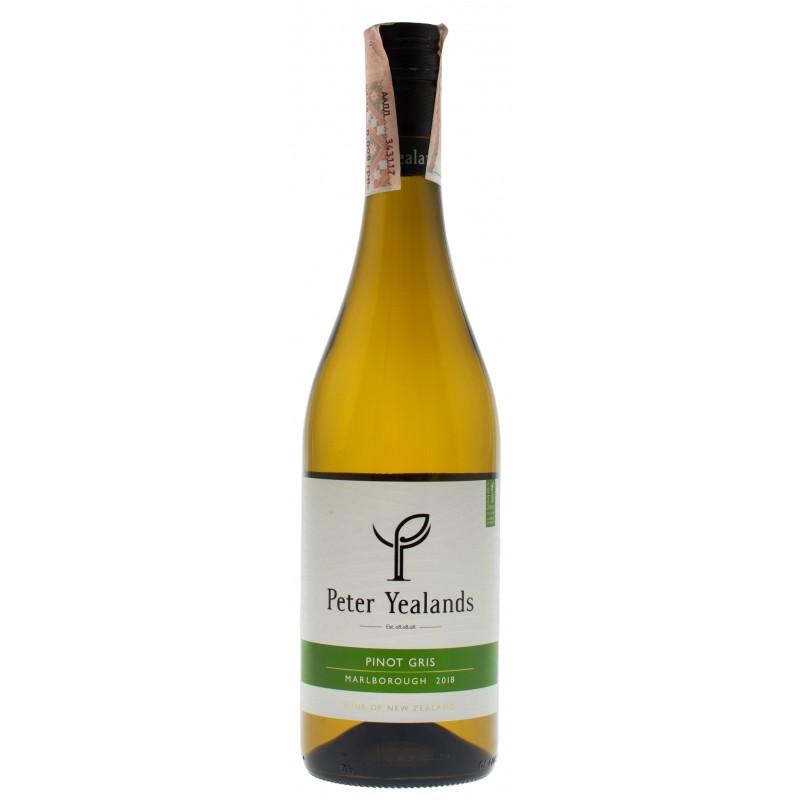 Купить Вино Pinot Gris белое сухое Peter Yealands