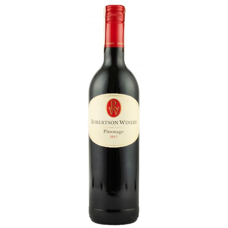 Купить Вино Robertson Pinotage красное сухое