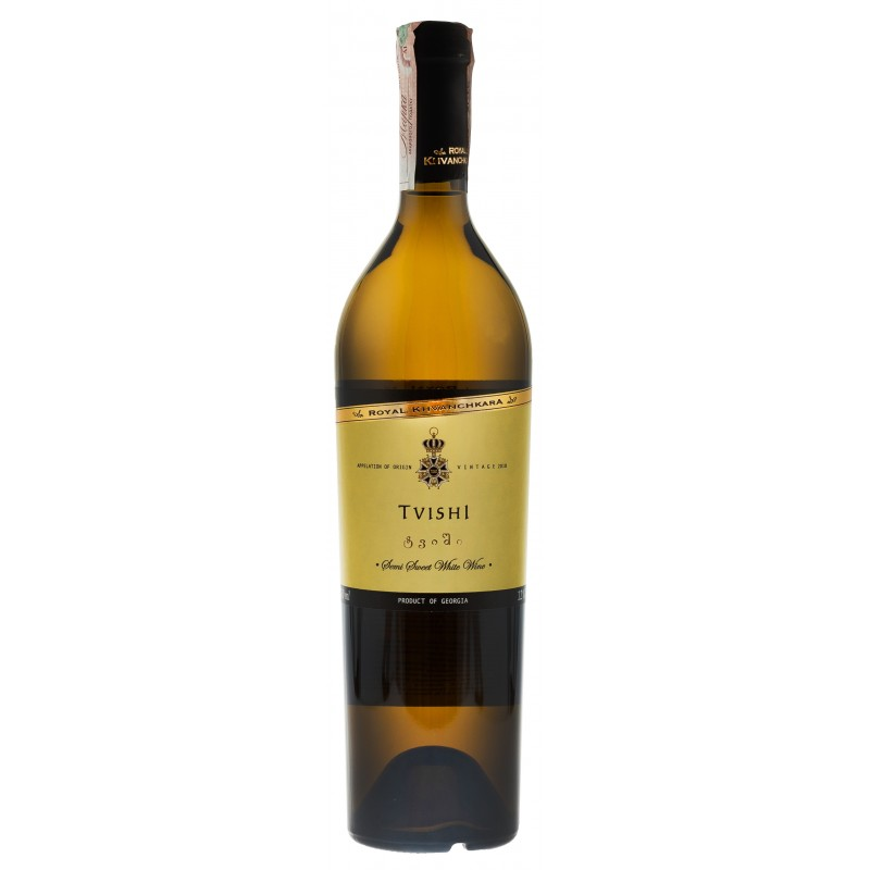 Купити Вино Твіші біле напівсолодке