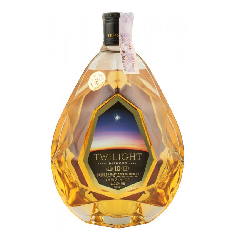 Купить Виски Twilight Diamond 10YO Blended Scotch 0,7л OSA