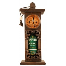 Виски Nestville Blended 3YO 0,7л 40% деревянные часы