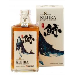 Виски Kujira Ryukyu Singe Grain 8YO 0,5л 43% подарочная коробка