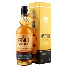 Виски Nestville Single Barrel 0,7л 43% подарочная коробка