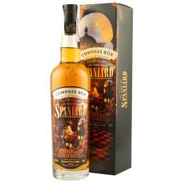 Виски The History of Spaniard 0,7л 43% подарочная коробка