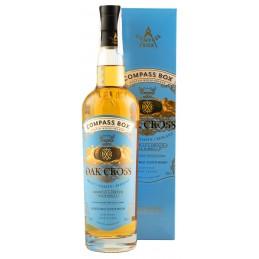 Виски Oak Cross 0,7л 43% подарочная коробка