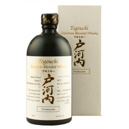 Виски Togouchi Premium 0,7л 40% подарочная коробка