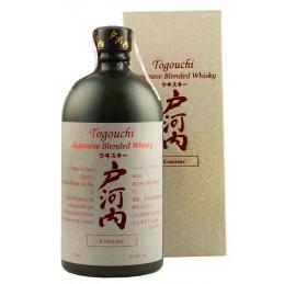 Виски Togouchi Kiwami 0,7л 40% подарочная коробка