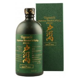 Віскі Togouchi 9 YO 0,7л 40% подарункова коробка