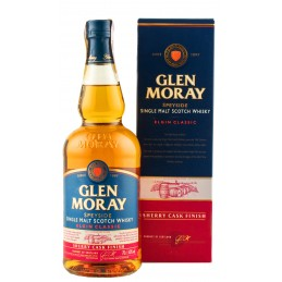 Виски Glen Moray Sherry0,7л в коробці