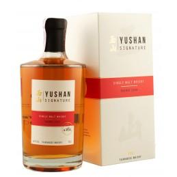 Виски Yushan Signature Sherry Cask 0,7л 46% коробка