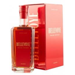 Виски Bellevoye Grand Cru Finish 0,7л 43% червона коробка