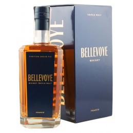 Виски Bellevoye Fine Grain Finish 0,7л 40% синяя коробка