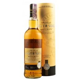 Виски Muirhead's Silver Seal в тубусе Maturity