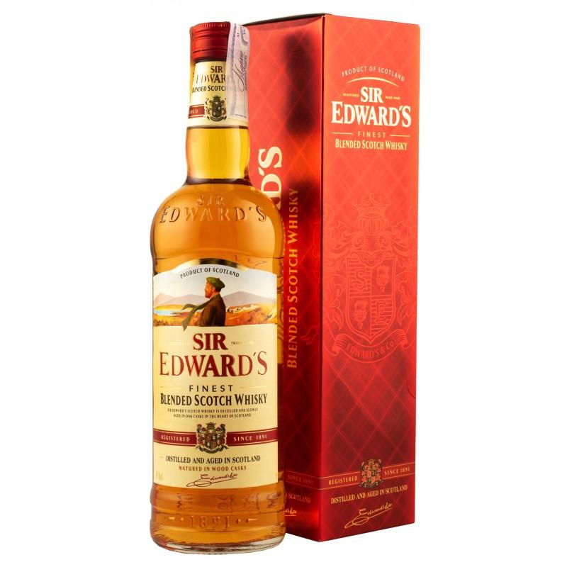 Купити Віскі SW S.EDWARDS 0.7л  в коробці