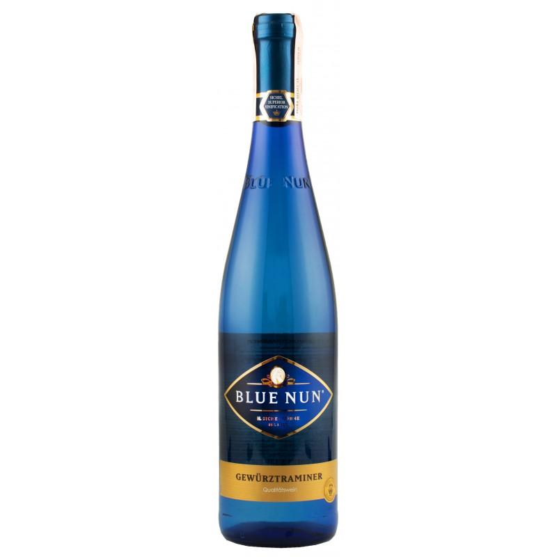 Купити Вино Gewürztraminer біле напівсолодке Blue Nun