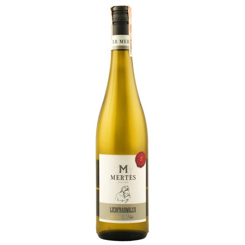 "Вино ""Liebfraumilch QbA"" 0,75л ТМ ""Mertes"""